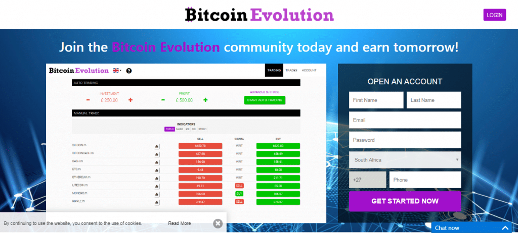 Bitcoin Evolution Bitcoin Evolution nasıl kullanılır?