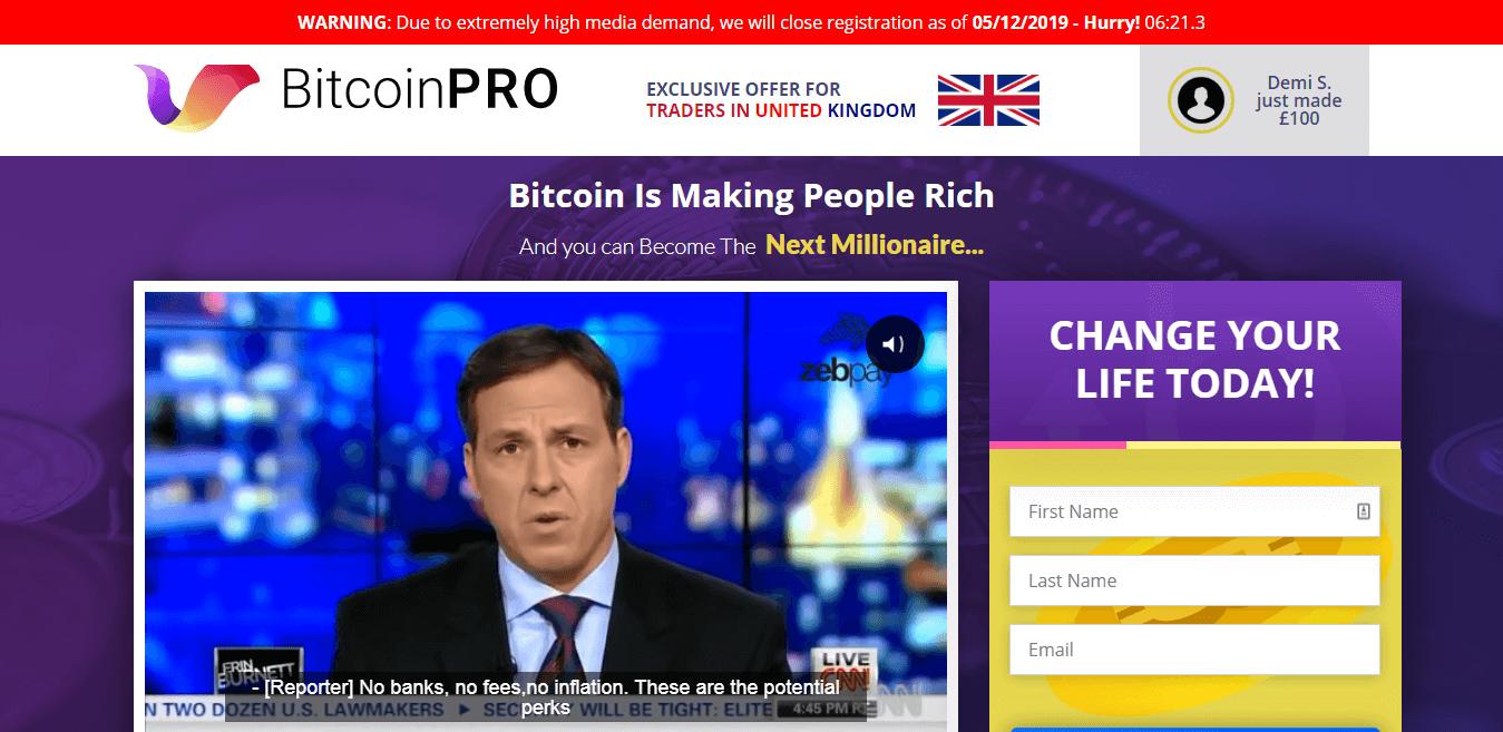 Bitcoin Pro Bitcoin Pro nasıl kullanılır?