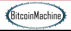 Bitcoin machine bu ne